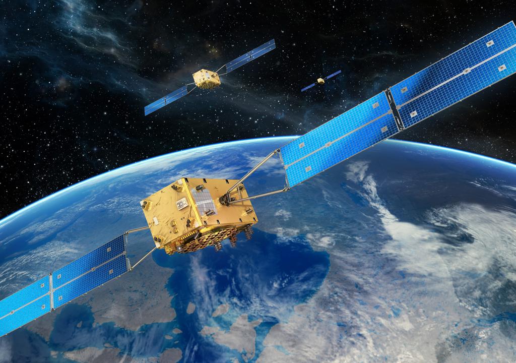 Das europäischen Satelliten-Navigationssystem Galileo kommt © AP