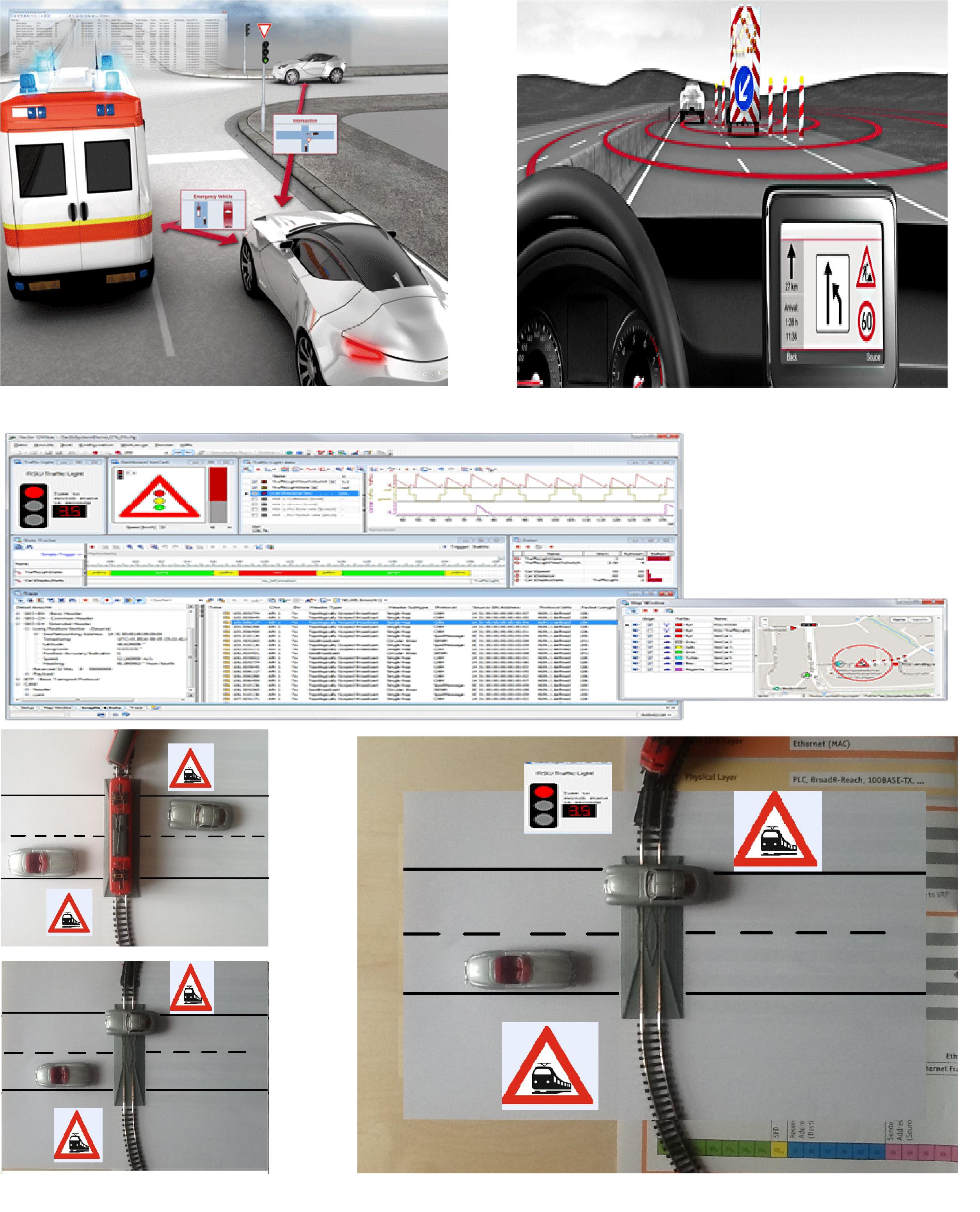 Intelligent Speed Management und mit Vernetzung sicher und entspannt ans Ziel